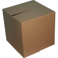 Коробка (300 х 300 х 300), бурая