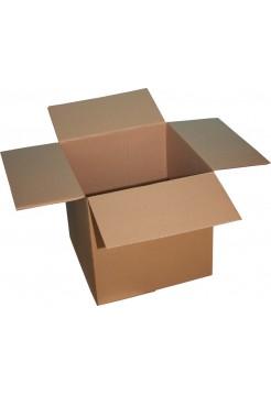 Коробка (500 х 500 х 500), бурая