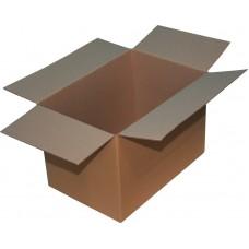 Коробка (600 х 400 х 400), бурая